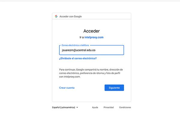 Autenticación, una forma de mantener la seguridad de tus datos