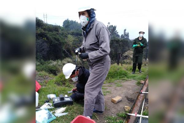 Yaneth Vásquez Ochoa, una de las 25 mujeres científicas de Latinoamérica