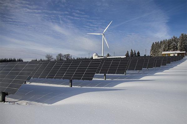 Energías renovables para un desarrollo sostenible