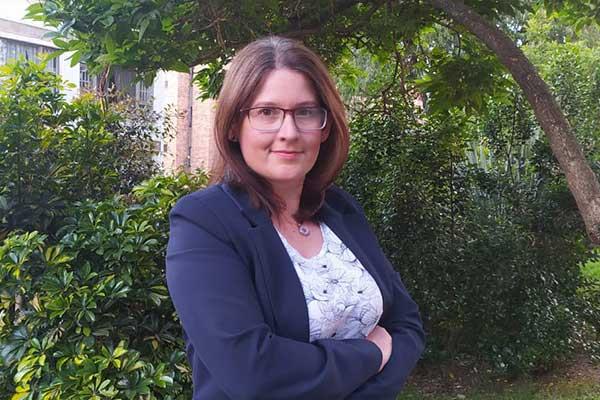 Lorena García es nombrada coordinadora del comité de actividades de educación preuniversitaria de IEEE