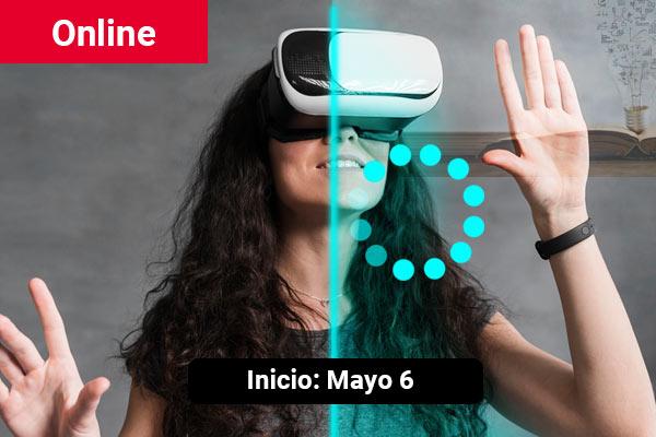 Diplomado Storytelling con Realidad Virtual y Aumentada