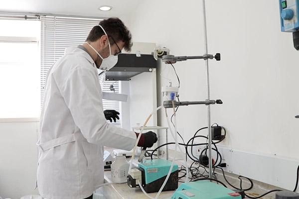 Nuevo Laboratorio de Síntesis de Nanomateriales de la U. Central