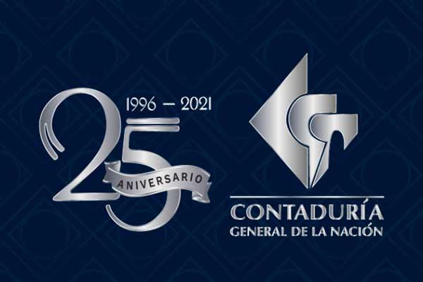 25 años de la Contaduría General de la Nación