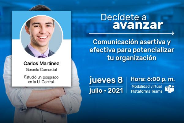 Comunicación asertiva y efectiva para potencializar tu organización