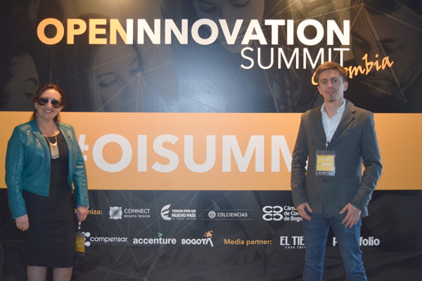 Hablo en Open Innovation Summit