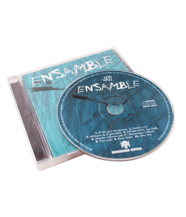 CD Jazz Grupo Ensamble1