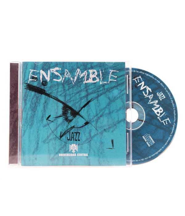 CD Jazz Grupo Ensamble2